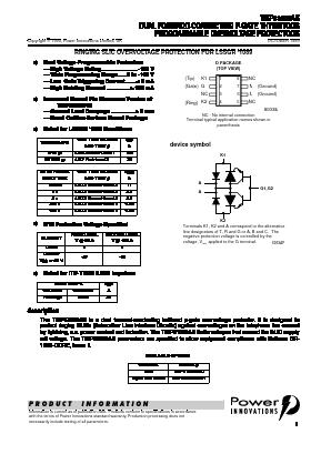 TISP61089AS image