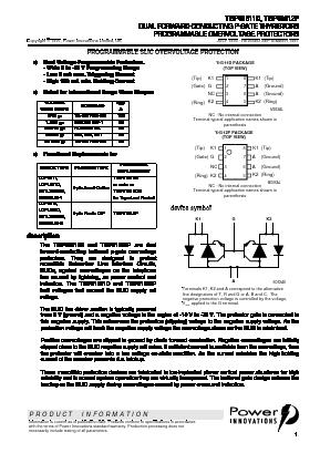 TISP61511D image